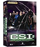 CSI: The Complete Fourth Season (Bilingue) (Bilingual)