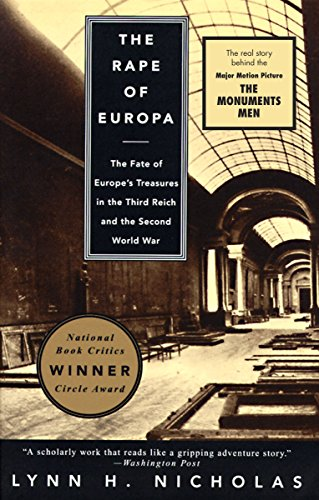 Pdf Politics The Rape of Europa: The Fate of Europe's Treasures in the Third Reich and the Second World War