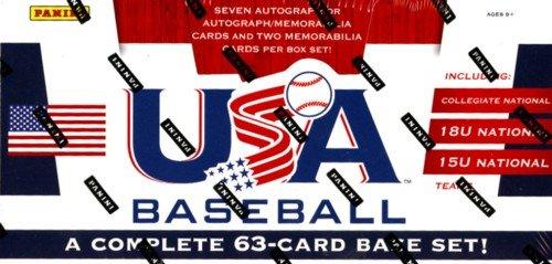 2013 Panini USA Baseball Factory Set Box