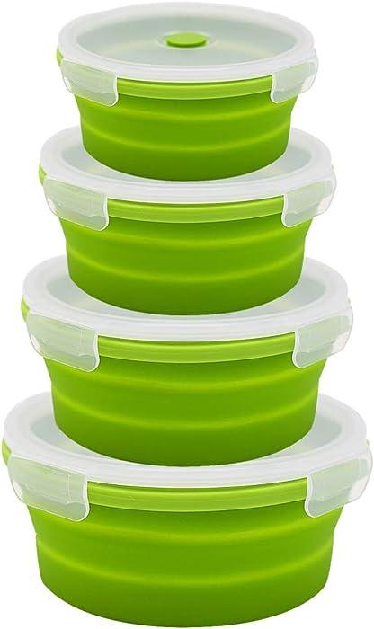 Top 8 Camping Food Storage Bowl