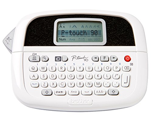 Brother PT90 Personal Labeler Machine (White ) for sale  Delivered anywhere in Canada