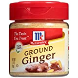 McCormick Ground Ginger, 0.7 OZ (Pack of 1)