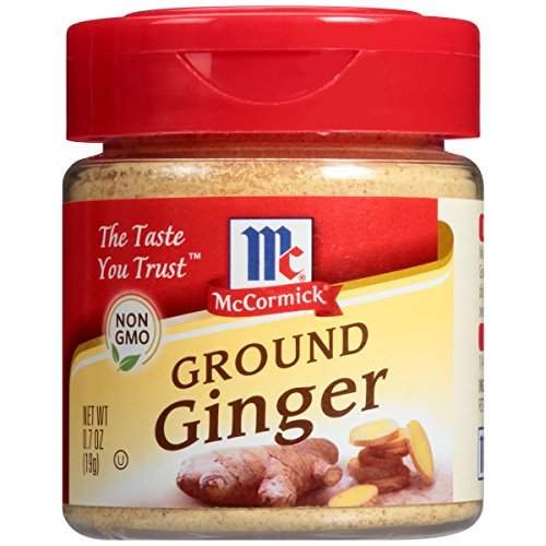 McCormick Ground Ginger, 0.7 OZ (Pack of 1) (Mccormick Ground Ginger)