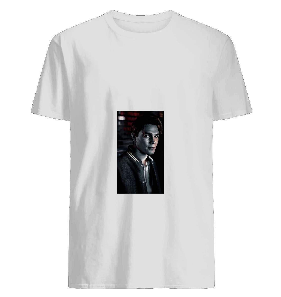 Archie Andrews Kj Apa Riverdale T Shirt For Unisex
