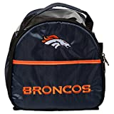 KR Strikeforce Denver Broncos Single Add On Bowling Bag, Multicolor For Sale