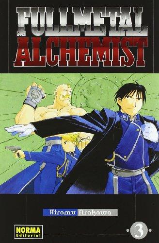 Descargar Libro Fullmetal Alchemist 03 Hiromu Arakawa