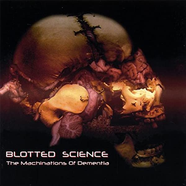 MACHINATIONS OF DEMENTIA: BLOTTED SCIENCE: Amazon.es: Música