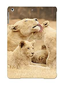 Case Provided For Ipad Air Protector Case Animal Lion Phone Cover With Appearance
