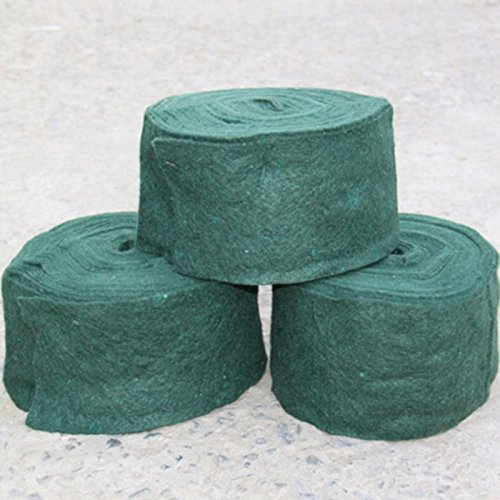 Doolland Tree Protector Wraps, Winter-proof Plants Bandage Wear Protection for Warm Keeping and Moisturizing - 20m by DOOLLAND (Image #3)