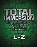 Total Immersion: The Comprehensive Unauthorized Red Dwarf Encyclopedia: L-Z: Volume 2