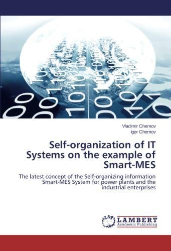 Self-organization of IT Systems on the example of Smart-MES: The latest concept of the Self-organizing information Smart-MES System for power plants and the industrial enterprises PDF