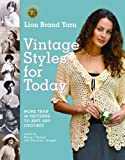 Lion Brand Yarn Vintage Styles for Today, Lion Brand, 1400080614