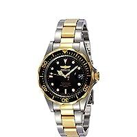 Invicta Watches Mens Pro Diver Two-Tone ...