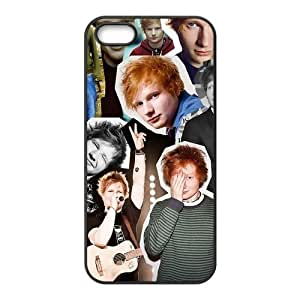 Customize Famous Singer Ed Sheeran Back Cover Case for iphone 5 5S Protect Your Phone