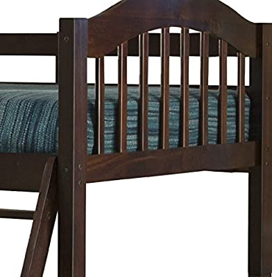 Stork Craft Long Horn Bunk Bed