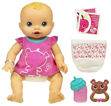 Baby Alive Clothes At Toys R Us Beauteous Amazon Baby Alive Whoopsie Doo Doll Caucasian Girl Toys Games