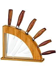 TRAMONTINA Design Knife Cutlery 7 Piece Set Original