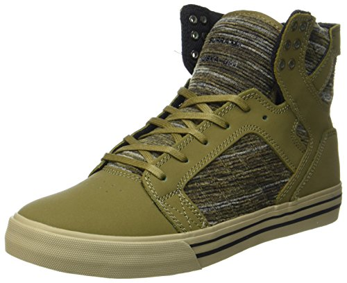 Supra Skytop Medium Sneaker Olive Multi/Olive/Silver with mastercard online GRHOtG3SZp