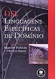 capa de DSL. Linguagens Específicas de Domínio