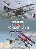 SPAD XIII vs. Fokker D VII, Jon Guttman, 1846034329