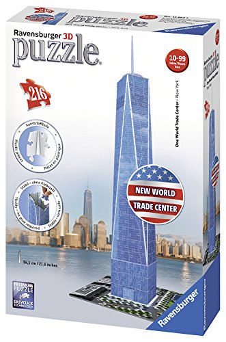 Review Ravensburger -One World Trade