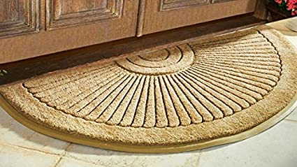 Genial Sunburst Coir Brush Doormat 36u0026quot; X 72u0026quot; ...
