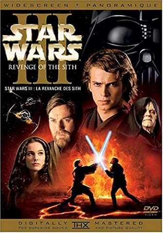 Star Wars, Episode III: Revenge of the Sith (Widescreen Bilingual Edition) (Star Wars Widescreen Trilogy)