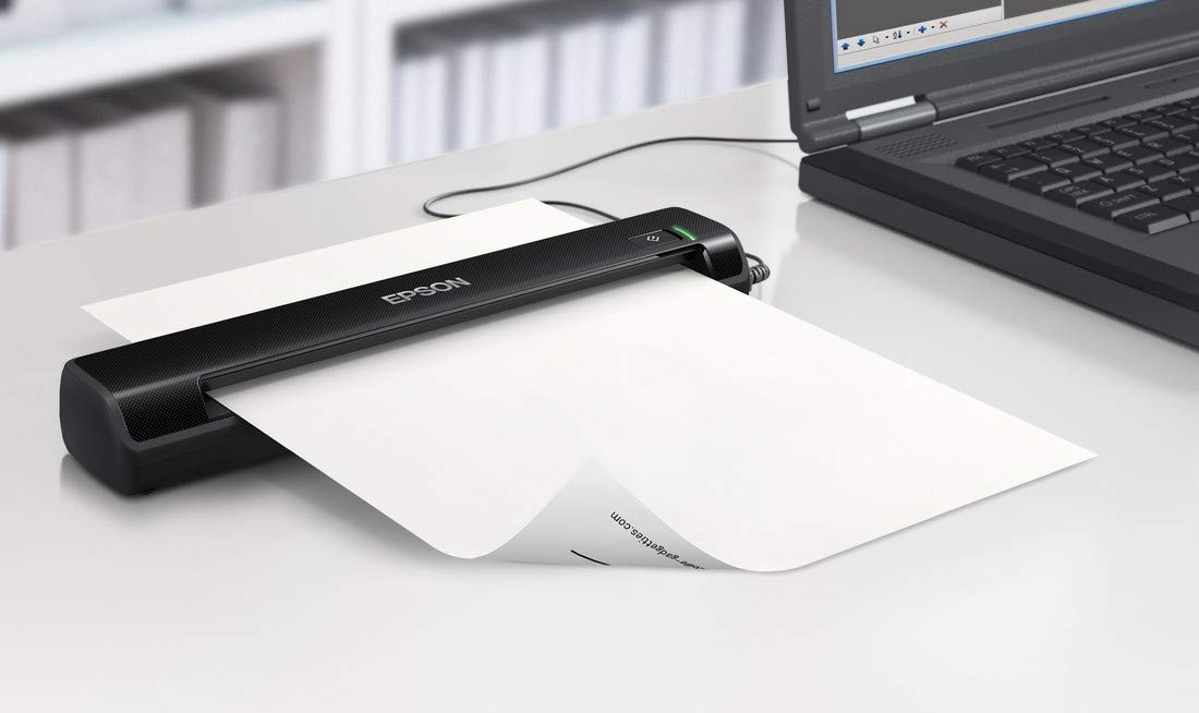 Epson Workforce Ds 30 Portable Document Image Scanner B11b206201