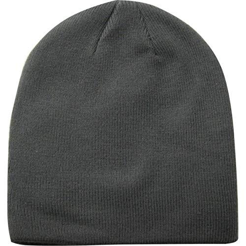 Oakley Men's Fine Knit Beanie Hats,One Size,Forged Iron