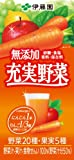 ITO EN additive-free enhancement vegetables green and yellow mix (paper pack) 1LX6 this