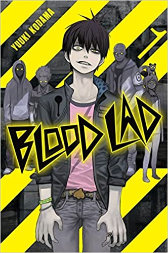 Image result for blood lad volume 1