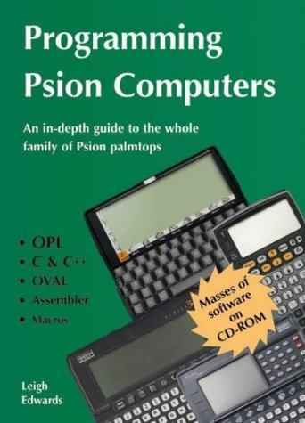 - Programming Psion Computers: An In-depth Guide to the Whole Family of Psion Palmtops