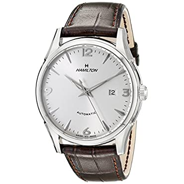 Hamilton H38715581 Timeless Classic Men's Silver Dial Watch