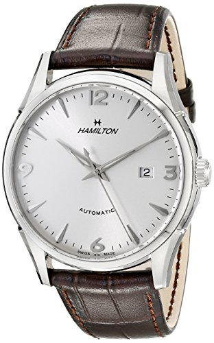 Hamilton Men's H38715581 Timeless Class Silver Dial Watch