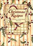 img - for Christmas Recipes (A Collecting & Sharing Journal with Pockets) book / textbook / text book