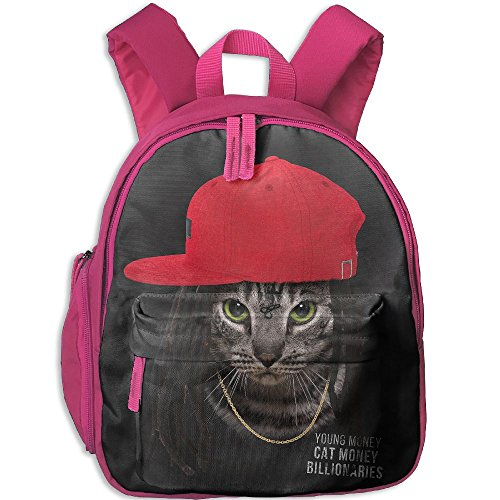 Small Student School Bags Backpack Daypack Style With Cat Money Super Bookbag Break For Children Boys Girls - In Place Chicago Water Tower