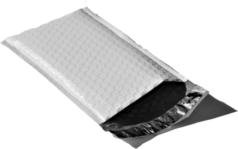 Inner 4x7 ProLine® 50 pcs #000 Kraft Bubble Envelopes Mailers 4X8