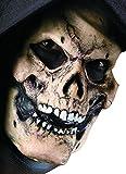 Rubie's Reel F/X Bones Skull Face Kit, White, One Size