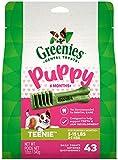 Greenies Puppy Dental Dog Treats - Teenie - 12oz