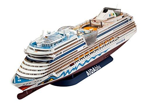 3. 4cm Cruiser Ship Aida Model Kit (Aida Kit)