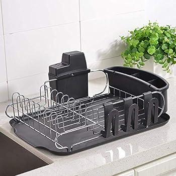 Amazon Com Wtape Steel Rust Proof Kitchen Draining Dish