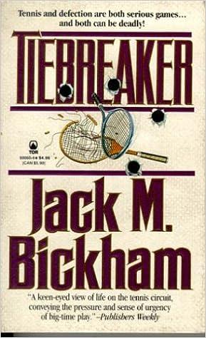 Tiebreaker: Jack M. Bickham: 9780812500509: Amazon.com: Books