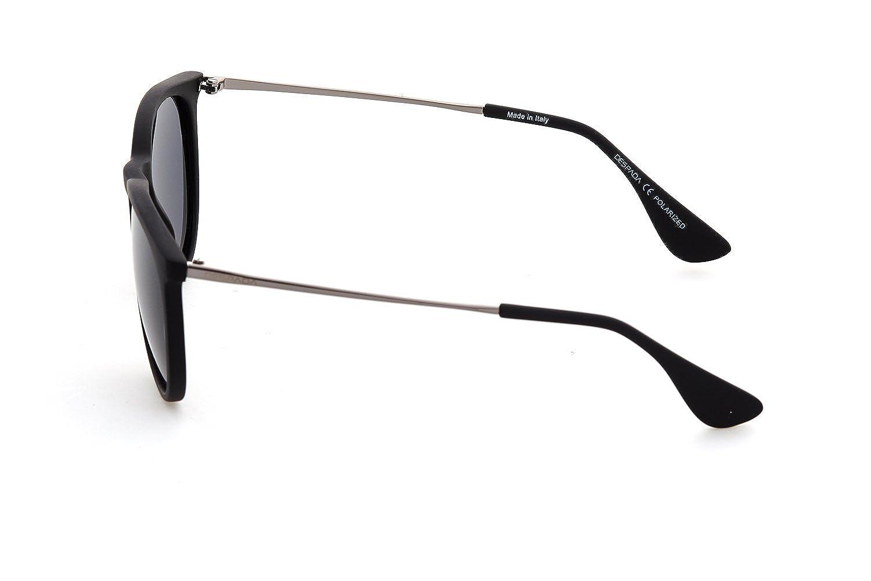 4ec7d33935805 Amazon.com  DESPADA Made in Italy Wayfarer Sunglasses - UV Ray Protected  Shades for Men   Women (Matte Black