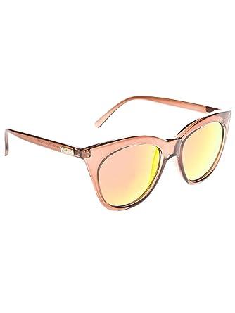Damen Sonnenbrille Le Specs Halfmoon Magic Tan nTnL2