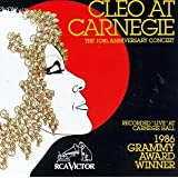 Cleo at Carnegie Hall: 10th Anniversary