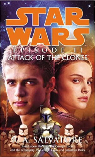 ⚡ Ebooks tysk nedlasting Star Wars: Episode II - Attack Of