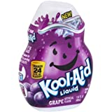 Kool Aid Grape Liquid Concentrate Drink Mix, 1.62 Fluid Ounce -- 12 per case.