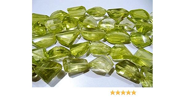 Details about  /Natural Lemon Quartz 16X16 mm Cushion Faceted Cut Loose Gemstone AE01