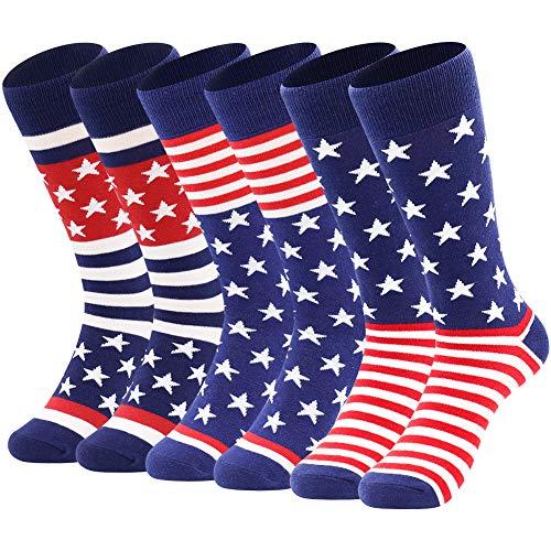 American Patriotic Novelty Groomsmen Patterned product image