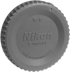 Nikon BF-3B Front Lens Cap For Teleconverters, Black (JXA10104)